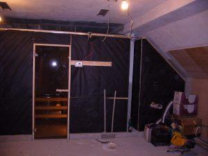 Kvalitní projekt je pro stavbu sauny nezbytný.