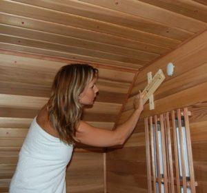 Finské sauny už patří k tradici. Bývají však stále velmi populární.